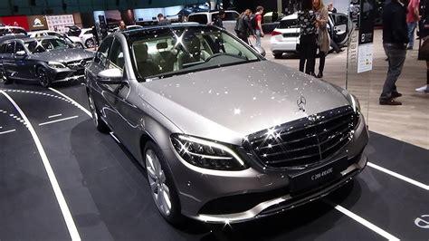 2019 Mercedes-benz C200 4matic Berline