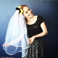 Emma Watkins Wiggle Wedding Dress