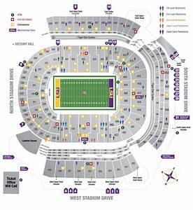 Tiger Stadium Virtual Seating Chart Tiger Stadium Seating Chart Alabama Football Tickets