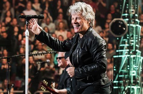 Bon Jovi Powers Through Shortened Pittsburgh Performance