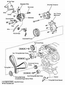 Belt Tensioner  I Have A 1998 Lexus Gs400 I Need To Know