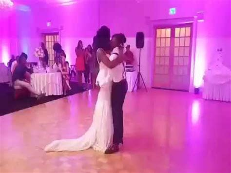 Lesbian Wedding First Dance Youtube