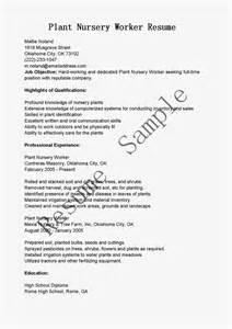 plant manager resume cover letter cover letter for claims adjuster resume exles plant superintendent memes