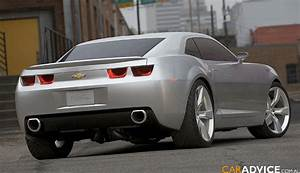 Chevrolet Camaro four-cylinder turbo? - photos CarAdvice