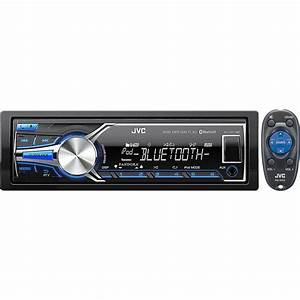 Jvc Kd X310bt Bluetooth Aux Usb Iphone Ipod Digital Media Car Stereo Receiver