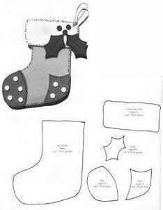 Atêlie Maria Fuxica: Moldes de Natal