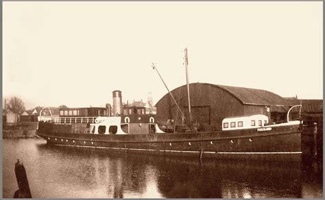 Sleepboot Dagen Elburg by De Ondergang Van Het Stoomschip Friesland Stoomschepen