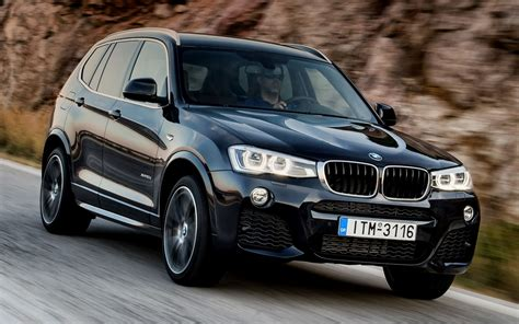 bmw x3 m sport limited edition 2017 wallpapers and hd