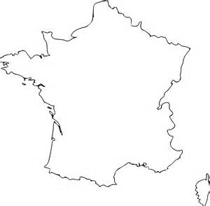 France Country Outline