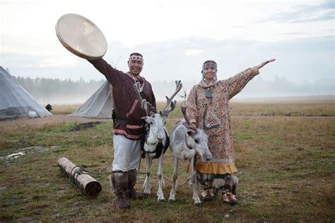 suku chukchi kehidupan keturunan penggembala rusa kutub