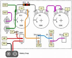 Constructing The Battery Signal Generator