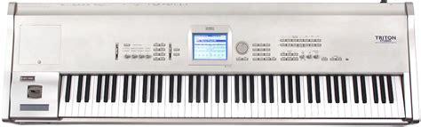 Korg Triton Studio 88 Key Workstation Sampler Manual Free