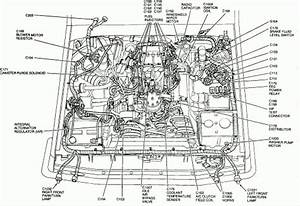 1986 Ford F150 Engine Diagram