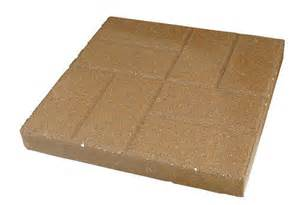 menards plastic patio blocks 12 quot brickface patio block at menards 174