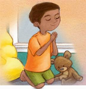 Prayer: Clipart - Teaching LDS Children
