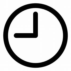 time clock icon – Free Icons Download