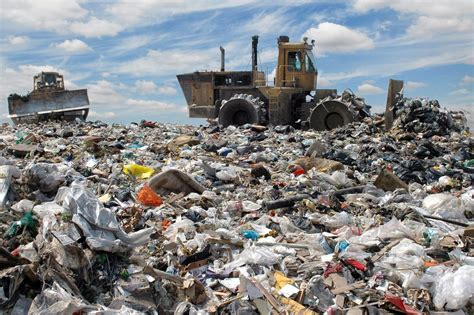 where can i dump a how does a landfill work enlighten me