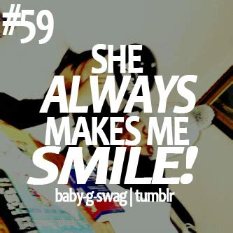 Information About He Makes Me Smile Quotes Tumblr Yousenseinfo