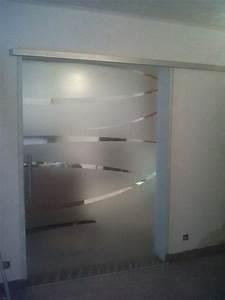 porte vitree tournai porte d39entree ou interieure en With porte d entrée pvc avec plan verre salle de bain