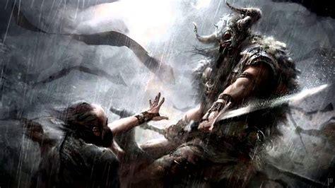 viking battle soundtrack drums of war
