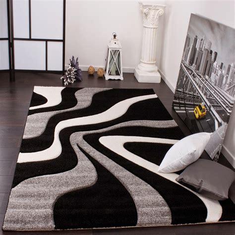 tapis de salon pas cher contemporain  design bonnes