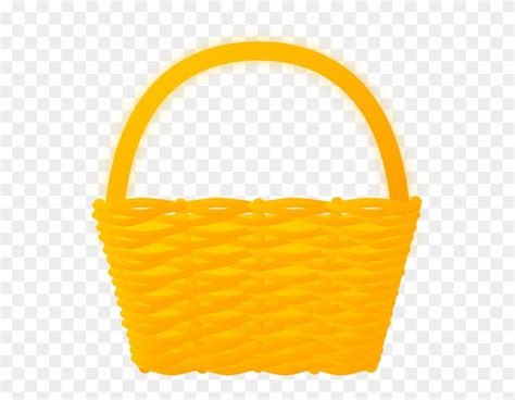 Pin the clipart you like. Picnic Baskets Easter Basket Clip Art - Clipart Of Empty ...