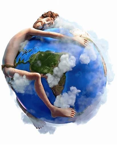 Earth Hug Join Give