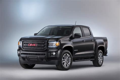 2015 GMC Canyon Nightfall Edition   GM Authority