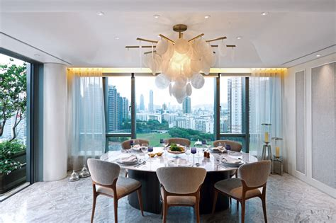 Ab Home Interiors by Ab Concept Creates A Penthouse Escape Where True Luxury Is