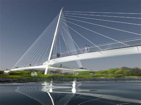 calgary bridge design competition st patricks island