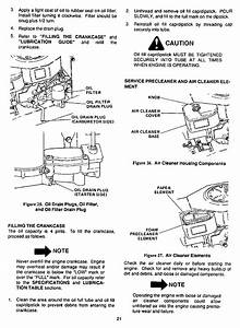 Page 21 Of Cub Cadet Lawn Mower 1320 User Guide