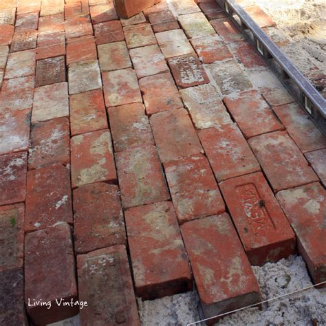 running brick pattern every garden needs a shed living vintage