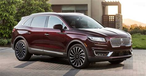 Lincoln Mkx 2019 by 2019 Lincoln Mkx Release Date Redesign Price Exterior