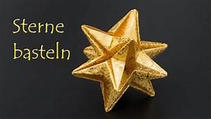 Sterne Weihnachten Basteln : basteln mit papier origami 3d gifts ~ Eleganceandgraceweddings.com Haus und Dekorationen