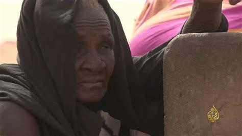 أوضاع صعبة للاجئين الماليين في موريتانيا youtube