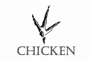 Chicken Footprint - Espresso Cup - Little Weaver Arts
