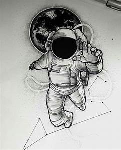 25+ Best Ideas about Astronaut Tattoo on Pinterest ...