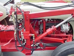 32 Ford 8n Hydraulic Pump Diagram