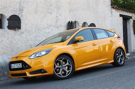 Ford Profiles Surprisingly Affluent Focus St Buyers Autoblog