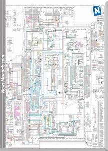 Caterpillar 950g 962g Wheel Loader Electrical Schematic