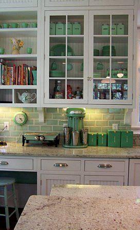 best 25 mint green kitchen ideas on mint 563 958656aa30f3cf90491c563f5360b9df open cabinets glass cabinets