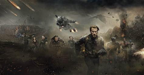 avengers infinity war marvel films  review stg