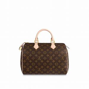 Tasche Louis Vuitton : speedy 30 monogram handbags louis vuitton ~ A.2002-acura-tl-radio.info Haus und Dekorationen