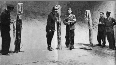 execution chambre a gaz chambre à gaz et fours crématoires en plein pendant