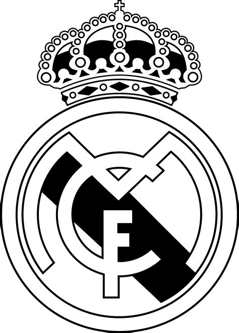Real Madrid Logo - LogoDix