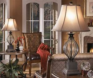 Living, Room, Table, Lamps, Decor, Ideas, For, Small, Living, Room