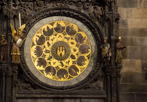 prague orloj astronomical clock  image  libreshot
