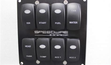Switch Panels Speedwire Systems