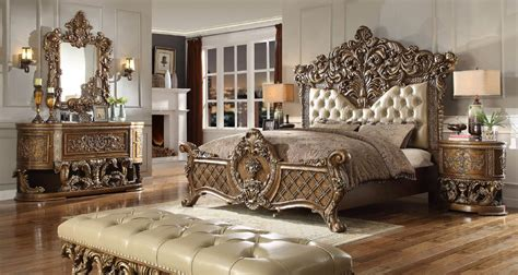 piece homey design hd  marbella bedroom set