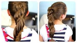 HD wallpapers braided ponytail hairstyles youtube